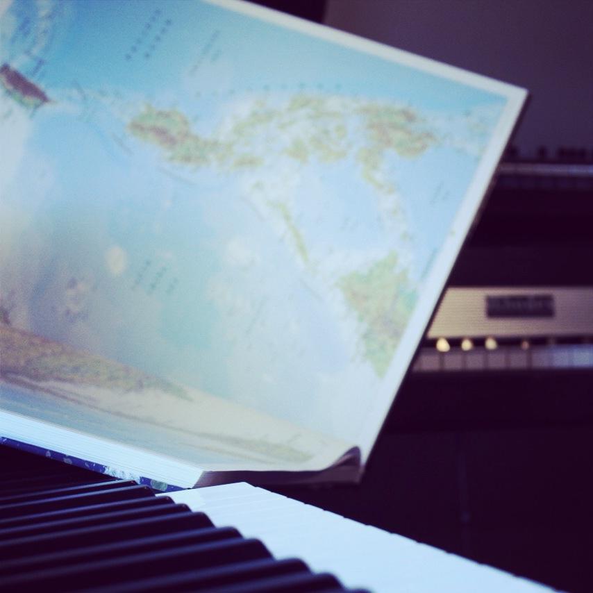 Coldplay Atlas Hack The Piano