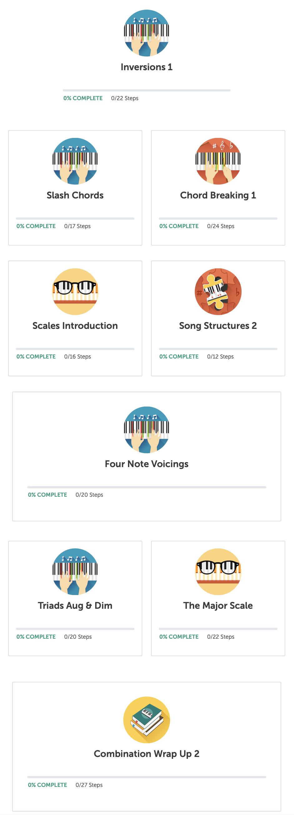 BluePrint Online Roadmap 2 (9 Courses)