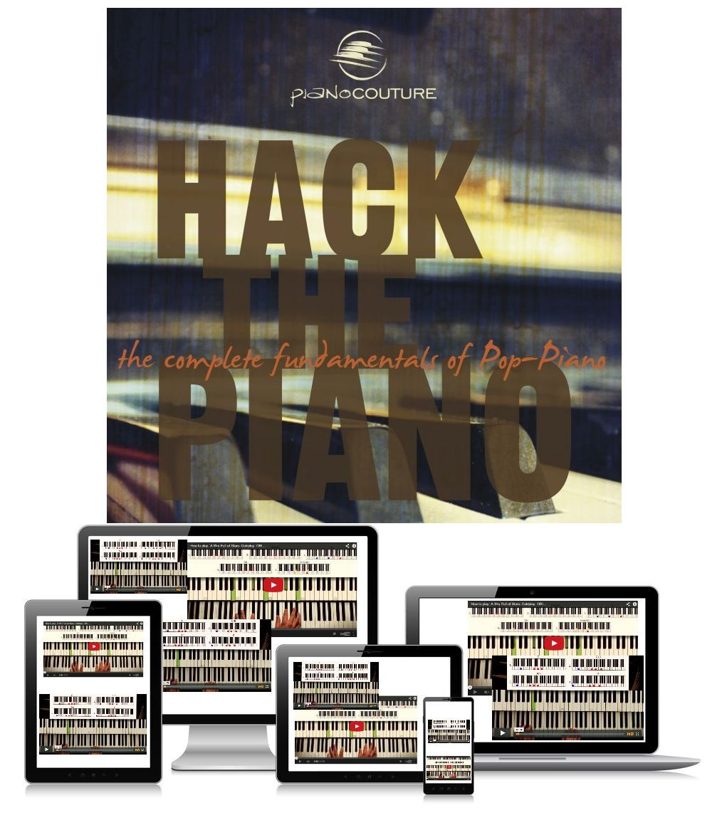 Hack the Piano Video Training